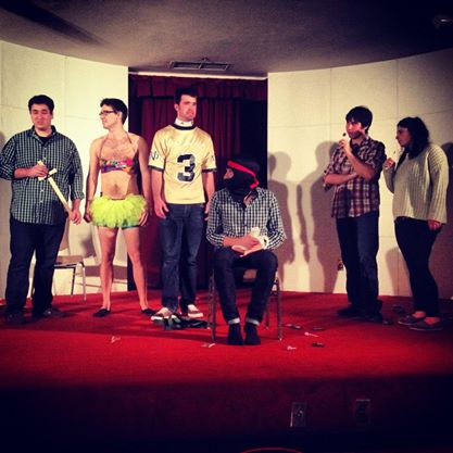 Full Frontal Comedy, IU 2013